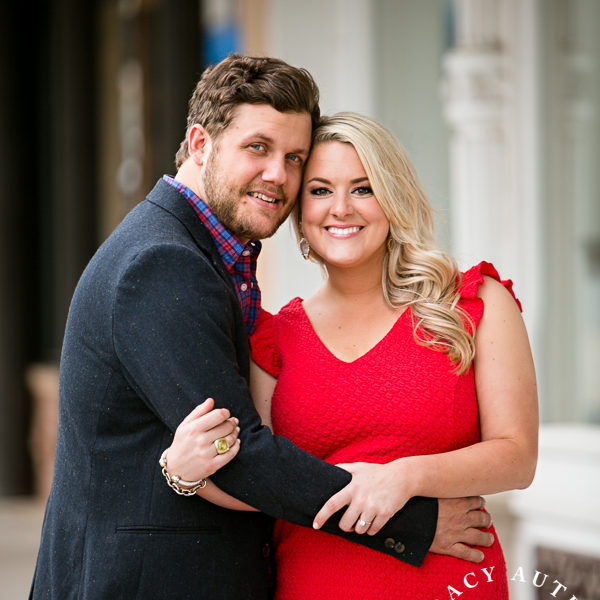 Brooke & Cody - Weatherford Engagement Session