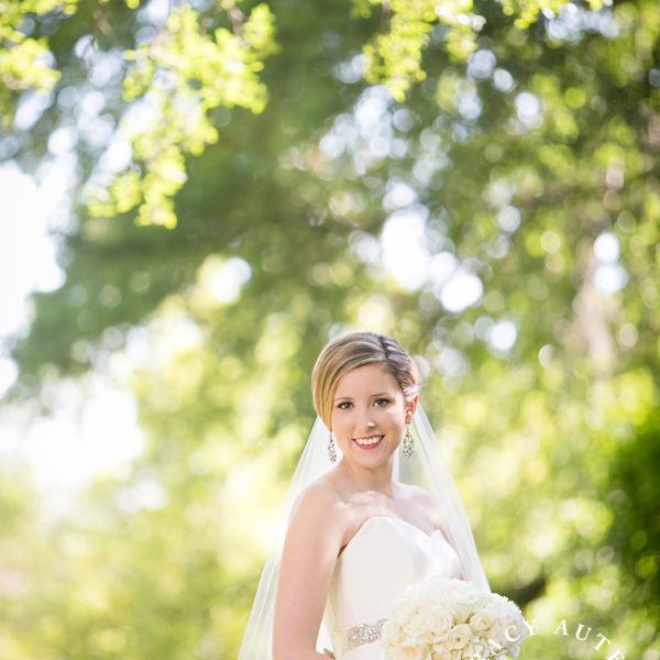 Ali - Bridal Portraits at Chandor Gardens in Weatherford