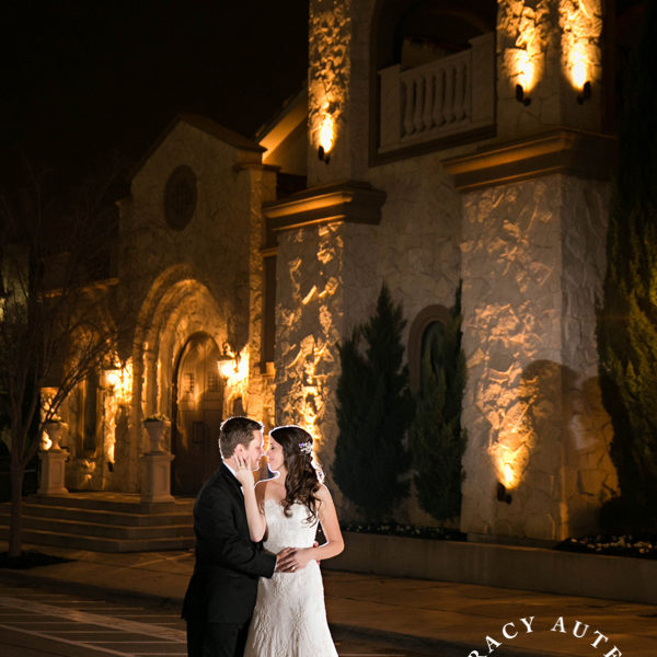 Brooke & Justin - A Winter Wedding Reception at Piazza in the Village