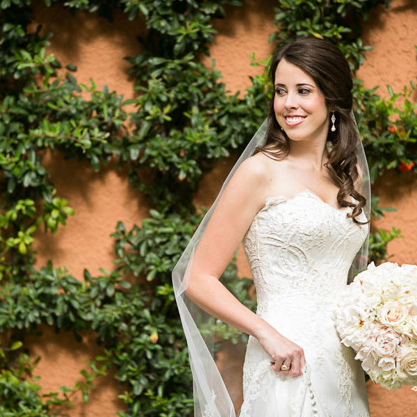 Brooke - Bridal Portrait at Rosewood Mansion at Turtle Creek