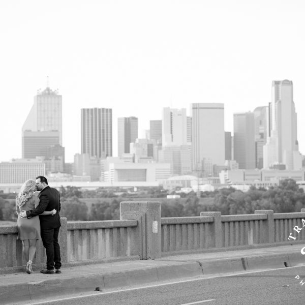 Tiffany & Chip - Engagement Session in Dallas Bishop Arts District