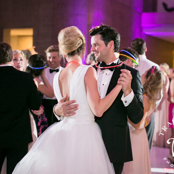 Madison & Holt - Wedding Reception at The Modern Art Museum Fort Worth