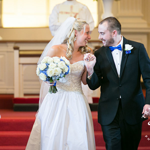 Kassi & Matt - Wedding at Robert Carr Chapel & The Petroleum Club