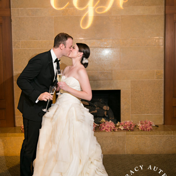 Casey & Andrew - Wedding Reception at Shady Oaks Country Club