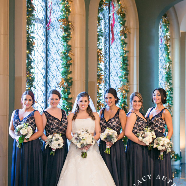 Kayla & Chris - Wedding Ceremony at The Fort Worth Club
