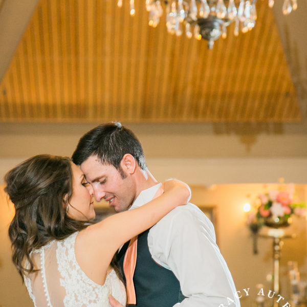 Jillian & Brady - Wedding Reception at Mitas Hill Vineyard