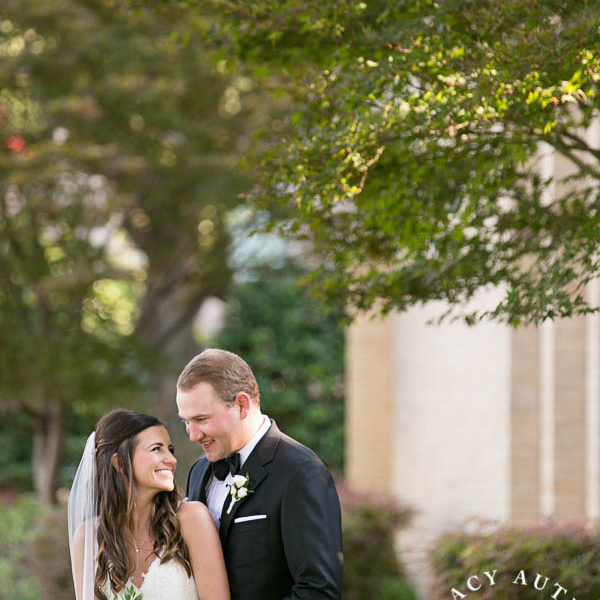 Casey & William - Wedding Ceremony at Christ the King