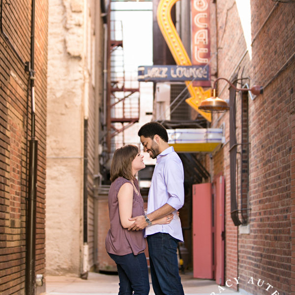 Emilee & Jeff - Engagement Portraits in Fort Worth