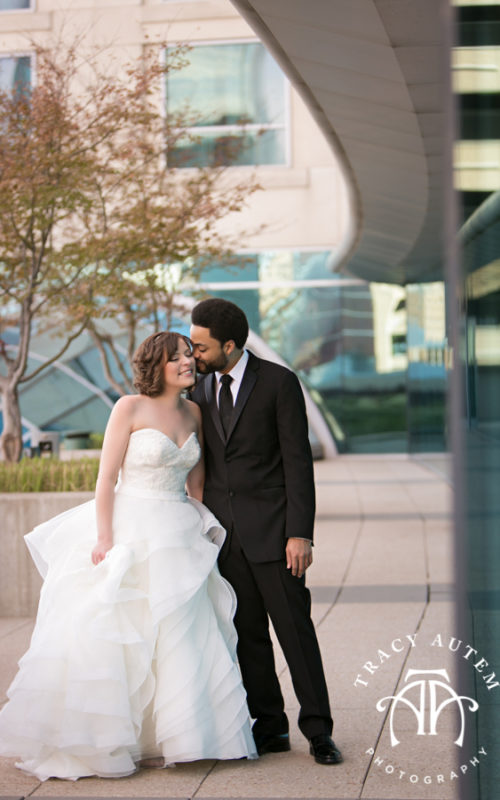 Emilee & Jeff - Getting Ready & First Look at the Omni Hotel