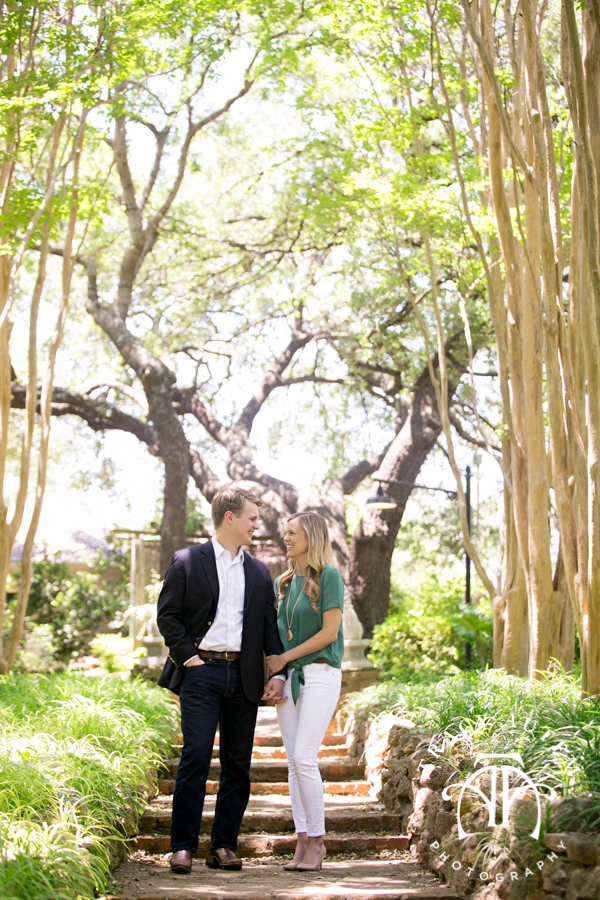 Kristin Michael Engagement Photography At Chandor Gardens Tracy Autem Photography