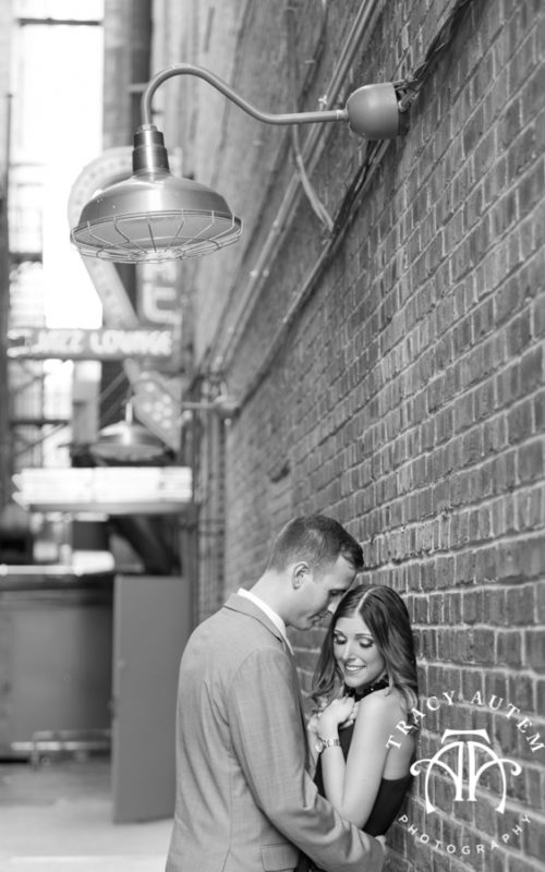 Morgan and Todd - Engagement Portraits in Fort Worth