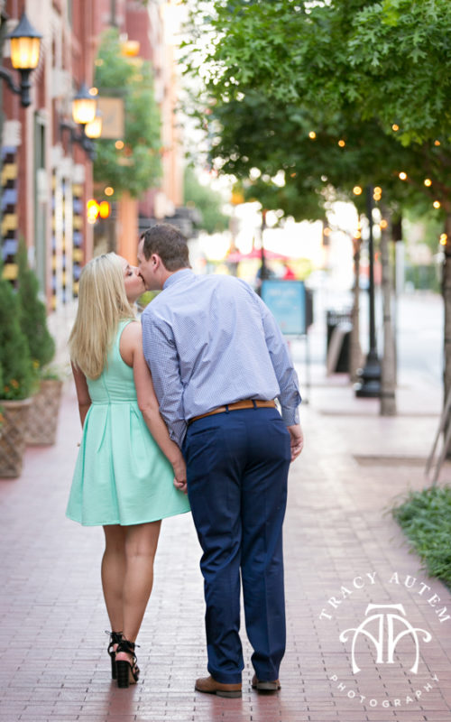 Katie and Allen - Engagement Portraits in Fort Worth