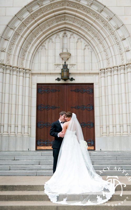 Shelby & Whilden - First United Methodist Church