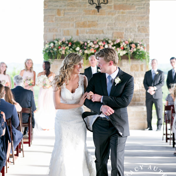 Kristin & Michael - Wedding Ceremony at Dove Ridge Vineyard