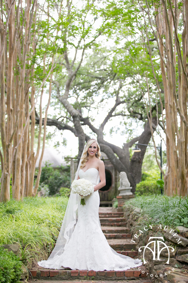 Kyndall Bridal Portraits At Chandor Gardens Tracy Autem Photography