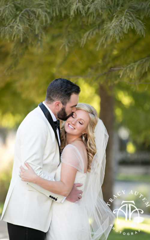 Christine & Andrew - Getting Ready & First Look at Winspear Opera House