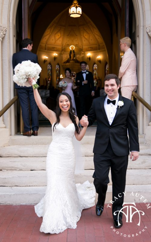 Stephanie & Connor - Wedding Ceremony at St. Patrick's Cathedral