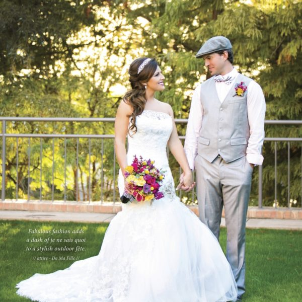 Celebration de Lamour - A French Picnic styled photo shoot with Tami Winn Events and Brides of North Texas Magazine