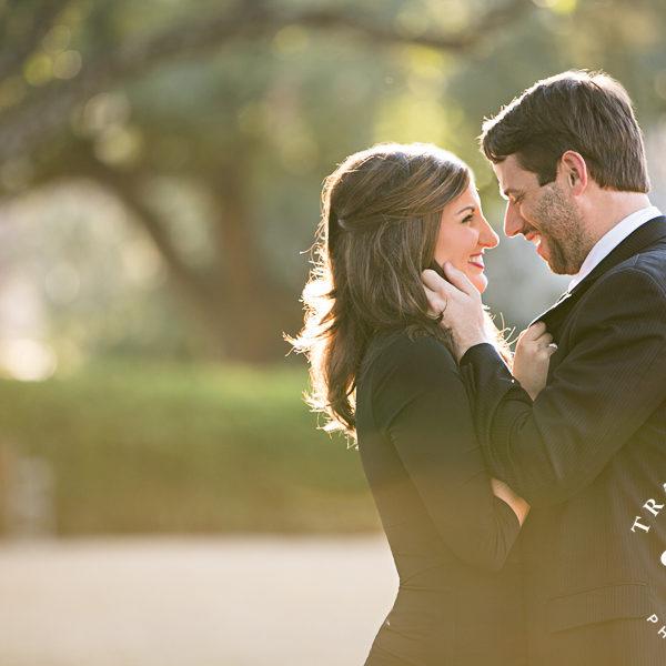 Amanda and John - Engagement Portraits in Dallas