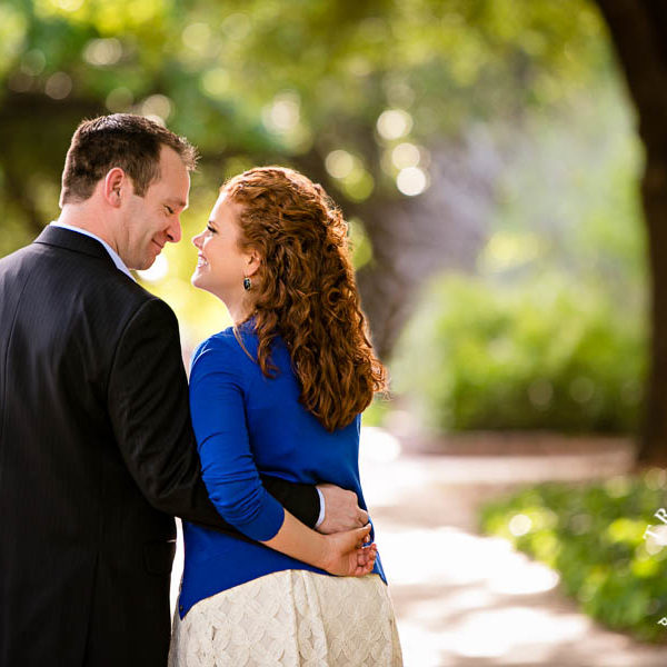 Cammy and Matthew - Dallas Engagement Portraits at SMU, Highland Park & Arlington Hall