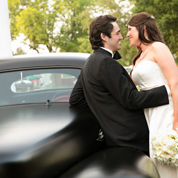 Lindsey & Christian - Wedding Reception at The Colonial Country Club