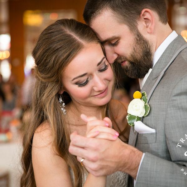 Alex & Andrew Wedding Reception at City Club Fort Worth
