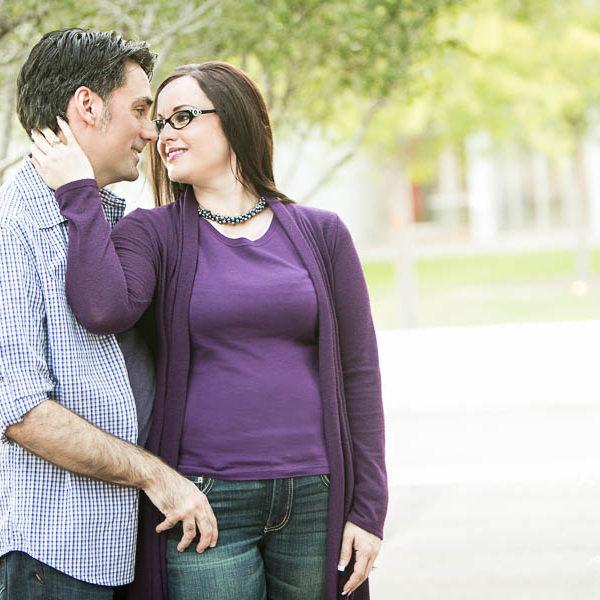 Amy and John-Paul - Engagement & Family Photos