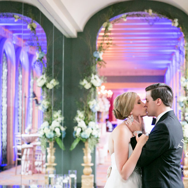 Ali & Brent - Wedding at Robert Carr Chapel TCU