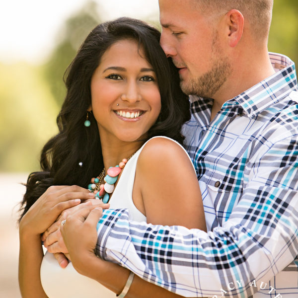 Karolina & Roger - Engagement Portraits at Eagle Mountain Lake Park