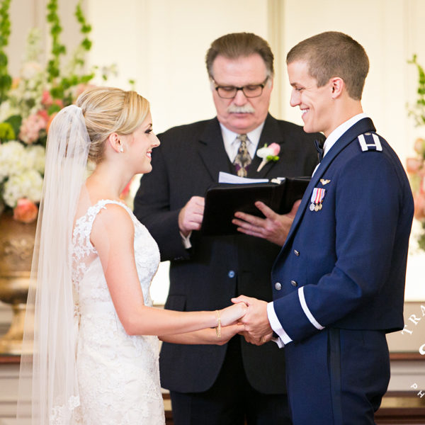 Megan & Casey - Wedding Ceremony at TCU Robert Carr Chapel