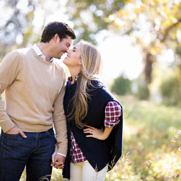 Madison & Holt - Engagement Portraits at Dallas Arboretum & White Rock Lake