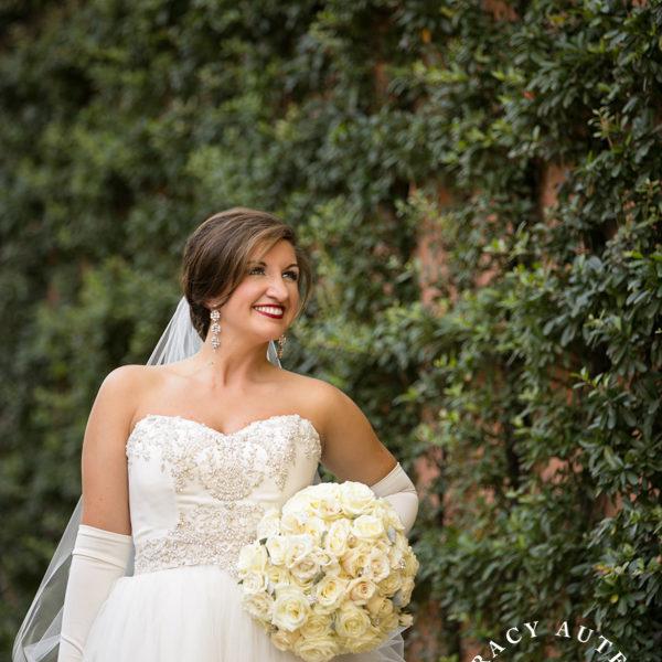 Amanda - Bridal Portraits at The Mansion at Turtle Creek