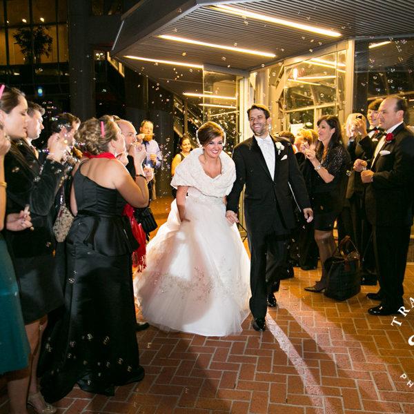 Amanda & John - Wedding Reception at City Club of Fort Worth