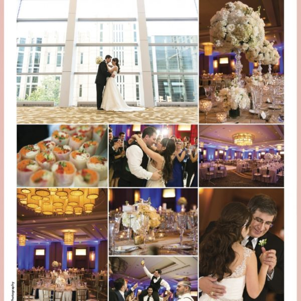 Published - Cristina & Eric at The Omni in Brides of North Texas