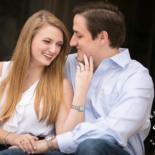 Erin & John - Mini Engagement in Fort Worth