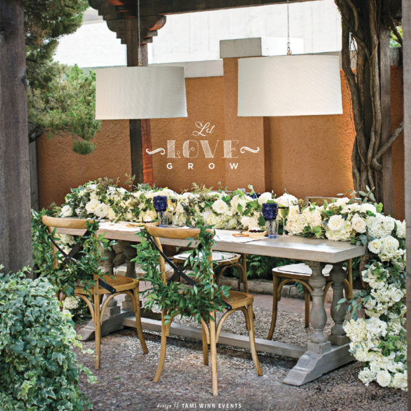 Published - Table Top with Tami Winn Events at the Rosewood Mansion on Turtle Creek is in Brides of North Texas