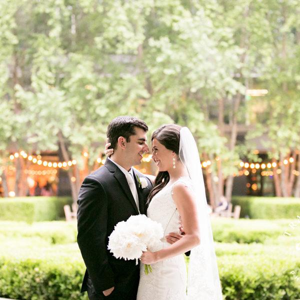 Rachael & Colin - Wedding Reception at Marie Gabrielle