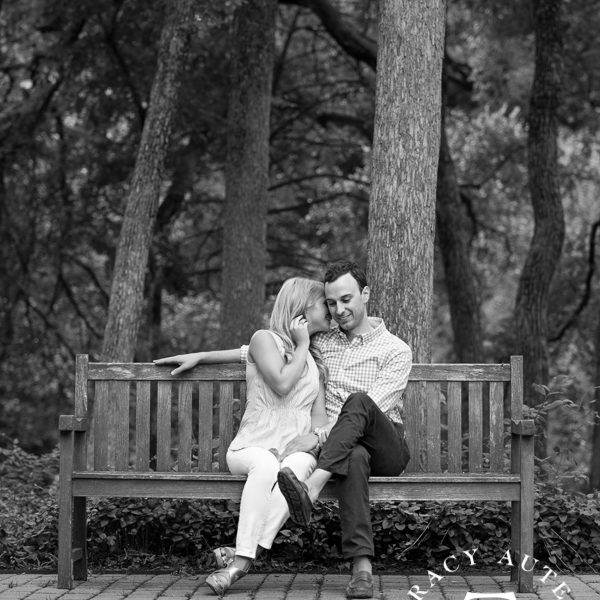 Meredith & Michael - Engagement Portraits in Dallas Highland Park