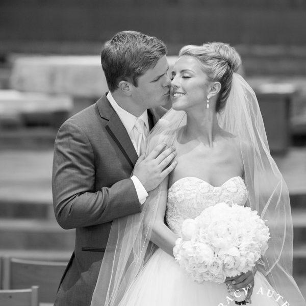 Clare & Blaine - Wedding Ceremony at Good Shepherd Catholic Church