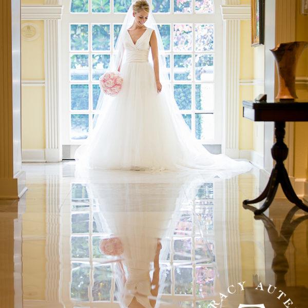 Madison - Bridal Portrait at Arlington Hall in Dallas