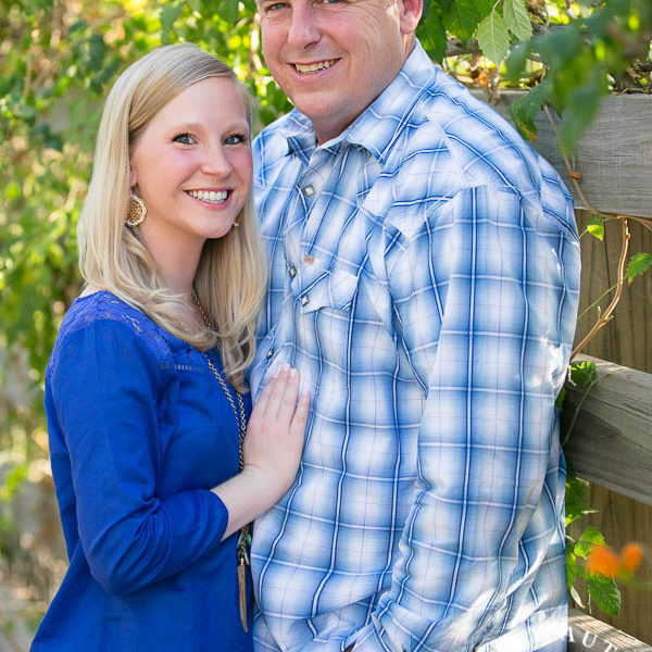 Kim and John - Engagement Session at Billy Bob's Texas, Fort Worth Stockyards and Downtown Fort Worth
