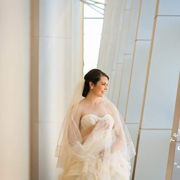 Casey - Bridal Portraits at the Fort Worth Omni Hotel