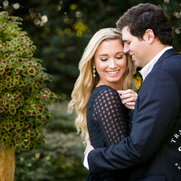 Courtney & Miles - Engagement Portraits at Dallas Arboretum & White Rock Lake