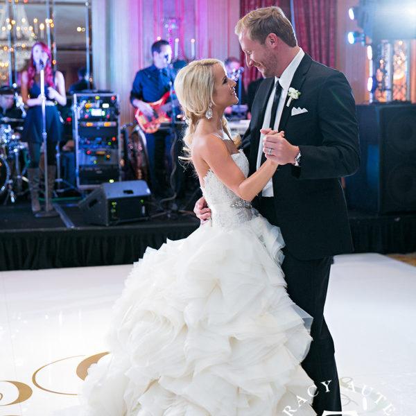Laura & Greg - Wedding Reception at Fort Worth Club