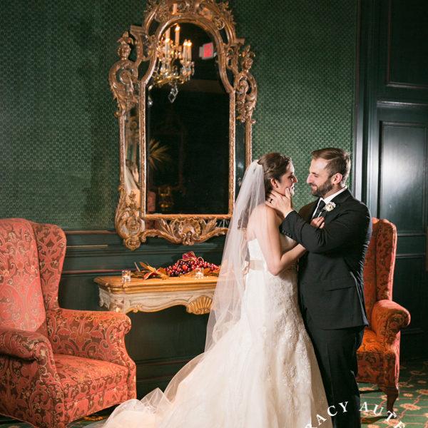 Kayla & Chris - Wedding Reception at The Fort Worth Club