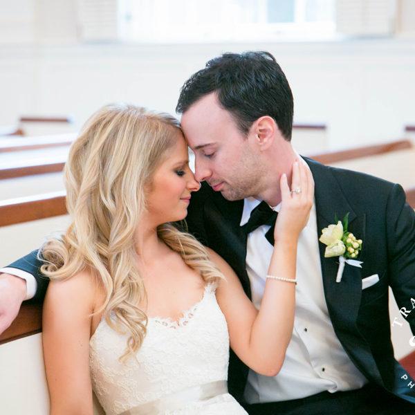 Meredith & Michael - Wedding Ceremony at Preston Hollow Church Dallas