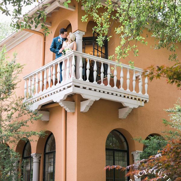 Kristen & Curtis - Mansion at Turtle Creek Wedding