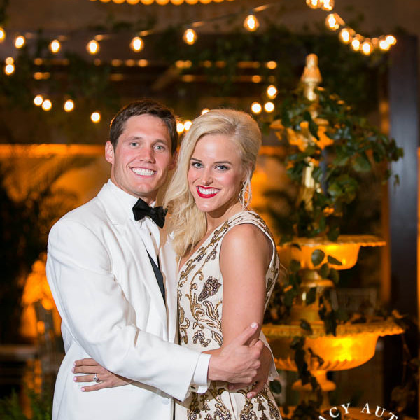 Allie & Kane - Rehearsal Dinner at The Ashton Depot
