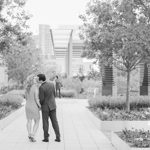 Nicole & Kyle - Engagement Photos in Dallas