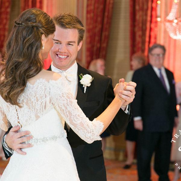 Caroline & Taylor - Wedding Reception at Fort Worth Club